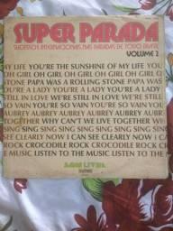 Lp Vinil Super Parada Vol 2 1973 Sucessos Internacionais