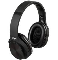 Fone Bluetooth Comfort com Microfone e Controle Multimídia