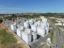 Título do anúncio: EF) Lote024-Apartamento com 2 quartos e 1 vaga de garagem em Itaúna/MG
