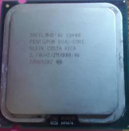 Processador Intel Dual Core E5400 2.70ghz 2mb 800 Fsb Lga775