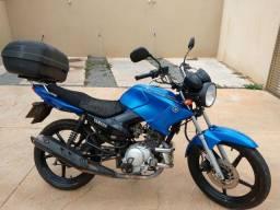Moto Yamaha YBR 125 Factor Partida Elétrica - 2013/14 - 88 mil km
