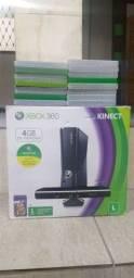 XBOX 360 COM KNECT