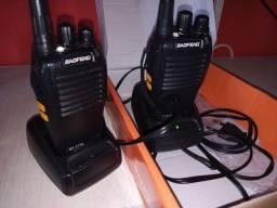 O par ( rádio transmissor de voz)