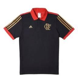Camisa Do Flamengo Polo Adidas Original