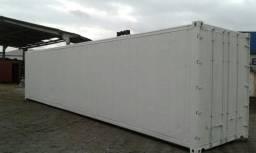 Container Marítimo para Resfriados e Congelados