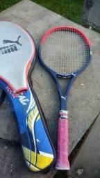 Raquete de tênis Puma original super Graphite composite