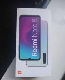 Xiaomi Redmi note 8 completo nota fiscal. V/T