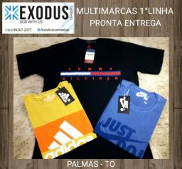 Camisetas Multimarcas em Palmas TO