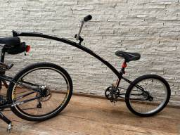 Bicicleta Reboque infantil