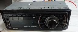 Radio com usb/Fm/sD mp3 player