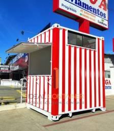 Alugo Lanchonetes em Container - Abra seu Próprio Negócio