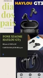Fone bluetooth xiaomi haylou gt3