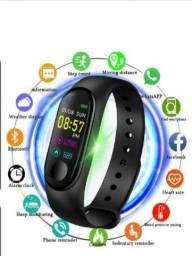 Relógio Inteligente M3 Monitor Cardíaco