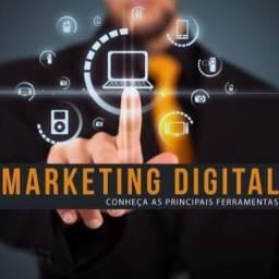 Curso para marketing  digital com suporte vip.
