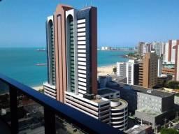 Flat 17º andar Fortaleza Meireles espetacular vista para o mar Via Venetto Flats
