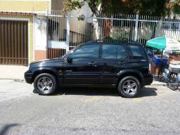 Chevrolet Tracker 2008 couro + teto solar + milhas - 2008