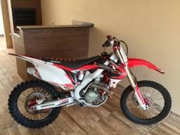 Honda - CRF 450R Oficial 2012 - 2012