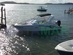 Lancha Brazilian Boat 22 com banheiro