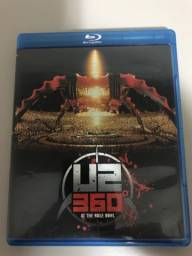 U2 - 360° Blu-Ray - Show - Baratíssimo