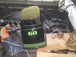 Motor de popa Johnson evinrude 60 hp