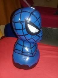 Cofre do homem aranha