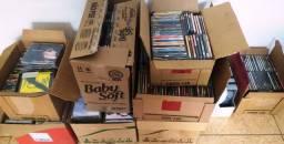 Vendo CDs Originais, em ótimo estado de conservação