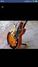 Guitarra Hofma Semi - Acústica