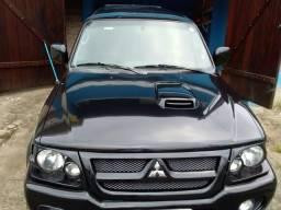 Só Venda Pajero Sport HPE Diesel 2005 - 2005