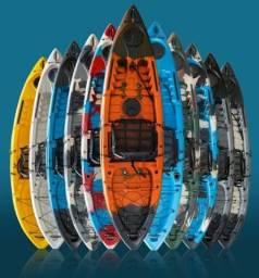 Caiman100 - Caiaque de Pesca Hidro2Eko (NOVO)
