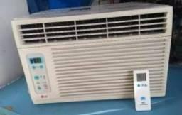 Ar condicionado LG 8mil BTUs 110w c/controle