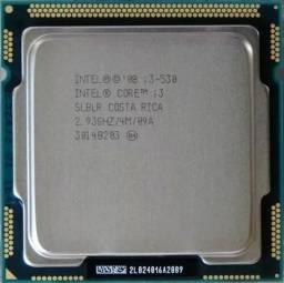 Processador I3-530 2.93GHZ LGA1156