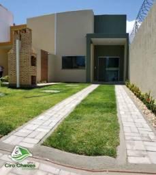 Casa com 3 dormitórios à venda, 86 m² por r$ 250.000 - lagoa redonda - fortaleza/ce