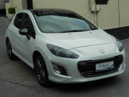 Peugeot 308 Griffe 1.6 Turbo Thp Automático - 2015