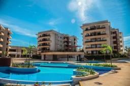 Apartamento mobiliado a venda no Náutico Flat em Caldas Novas GO
