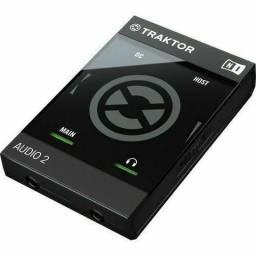 Placa de Som - Traktor Audio II
