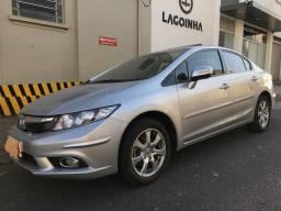 Honda civic exs top carro muito novo - 2013