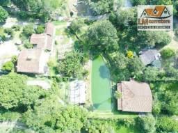Chácara com 4 dormitórios à venda, 8200 m² por R$ 2.400.000 - Jardim Santo Antônio da Boa