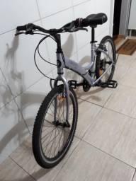 Bicicleta 16 marchas aro 24