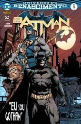 HQs Batman DC Renscimento (1 à 17), em perfeito estado + brindes DC One-Shot, Detective C