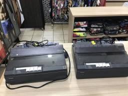2 Impressoras Lx 300 II