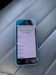 Vende-se iphone 5c. Pegando tudo, para retirada de peças