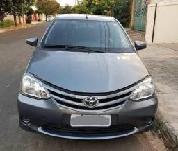 Toyota Etios 2016 SEDÃ - Super Novo, 40.000Km - 2016