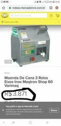 Moenda de Cana 3 Rolos eixos inox Maqtron SHOP 60. R$2.200,00. Whats 4799713 2748
