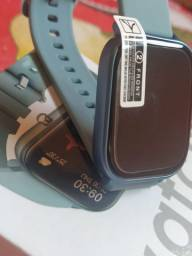 Smartwatch Colmi P8 Azul metal
