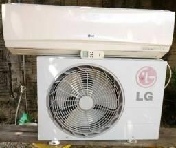 Instalaçao e manutenção Ar condicionado