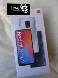 Entrego Hoje!! Redmi Note 9 Pro 128 .. Novo LACRADO garantia e Entrega