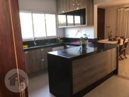 Sobrado com 3 dormitórios à venda, 276 m² por R$ 850.000,00 - Residencial Terras do Vale -