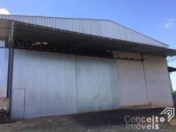 Galpão/depósito/armazém para alugar em Boa vista, Ponta grossa cod:392343.001