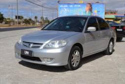 Honda Civic Ex 1.7 Gasolina, Revisado, Só DF