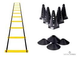 Escada de Agilidade para Treinamento Funcional em EVA (Produto Novo)
